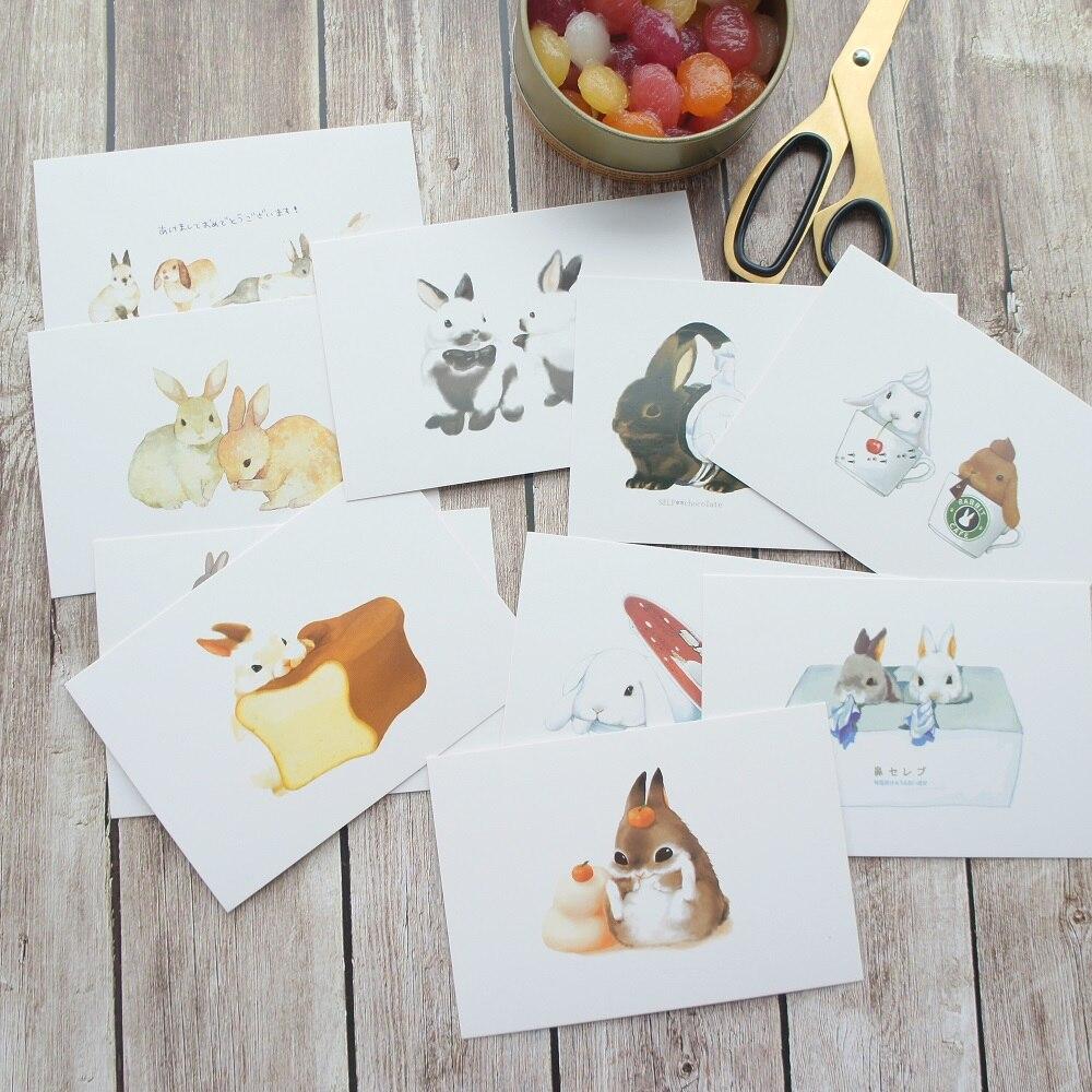 Милые почтовые открытки, делать