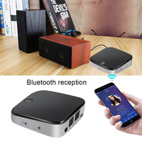 Bluetooth 4.1 Transmitter&Receiver Adapter Wireless Stereo Audio Optical 3.5mm Support APT X 8 SL@88