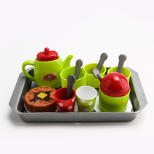 5 Styles DIY Kitchen Toys Pretend Play Kitchen Tableware Series Toys For children Gift and Toys For Girls & boys