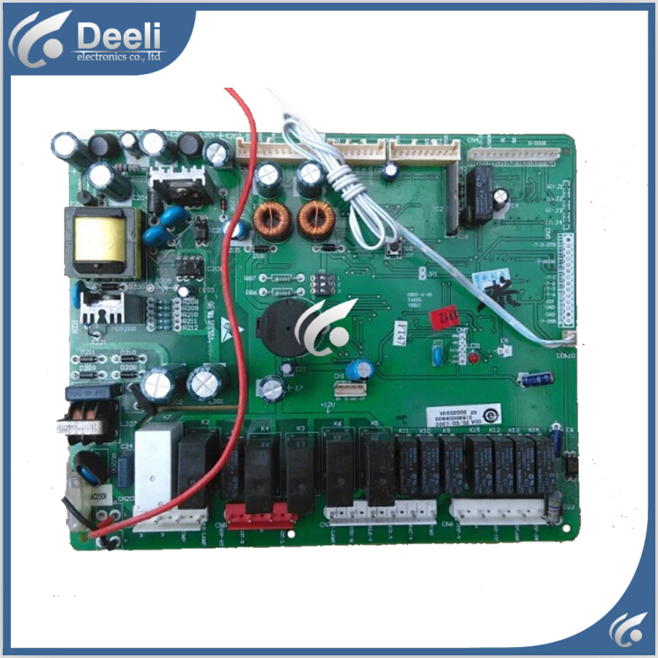95% new Original  good working for Haier refrigerator module board frequency inverter board driver board 0064000891D 95% new for haier refrigerator computer board circuit board 0064000385 driver board good working set