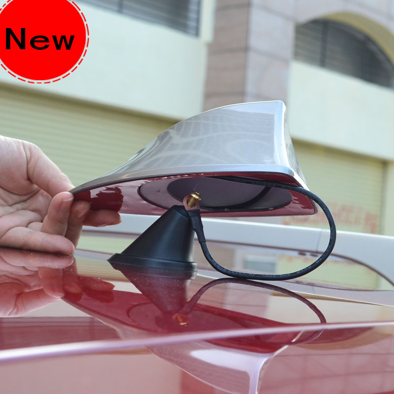 new design radio shark fin antenna signal shark fin. Black Bedroom Furniture Sets. Home Design Ideas