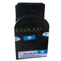 1pk CS310 cyan toner Kompatibel für Lexmark 310 410 510 CX310n CX310dn CX410n CX410dn CX410dnt CX510de CX510dte CX510 EUR