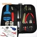 Para relojoeiros assista Repair Kit de bateria mudança de Remover Kit 16 pcs um conjunto de saco