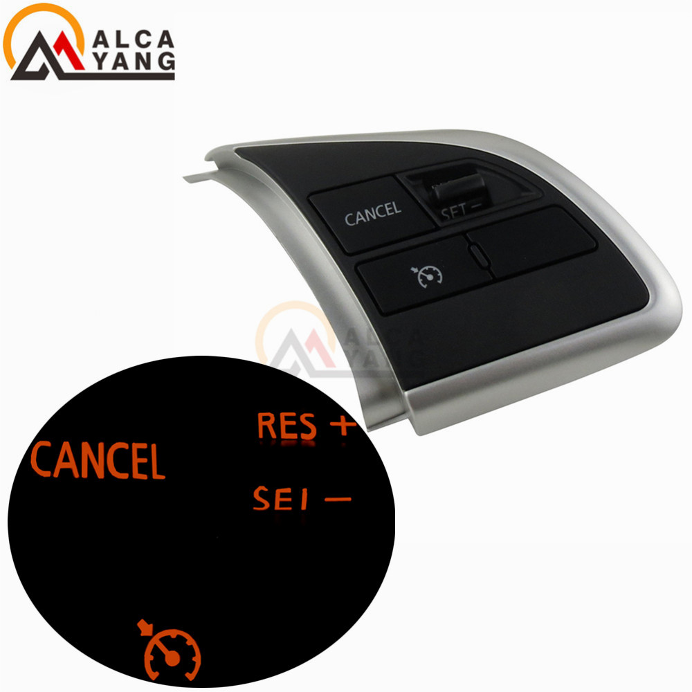 Image 4 - For Mitsubishi Outlander 2013 2014 2015 Mirage 2014 2015 Audio Radio Control Cruise Control Switch Steering Wheel Switch Button-in Car Switches & Relays from Automobiles & Motorcycles