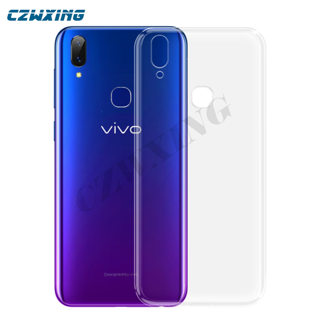 huge discount 5d1db 2c788 US $0.93 25% OFF|For Vivo V11i Case Vivo V11i Case Soft Silicone Back Cover  Phone Case For Vivo V11i V11 i V 11i VivoV11i 1806 6.3 inch-in Fitted ...