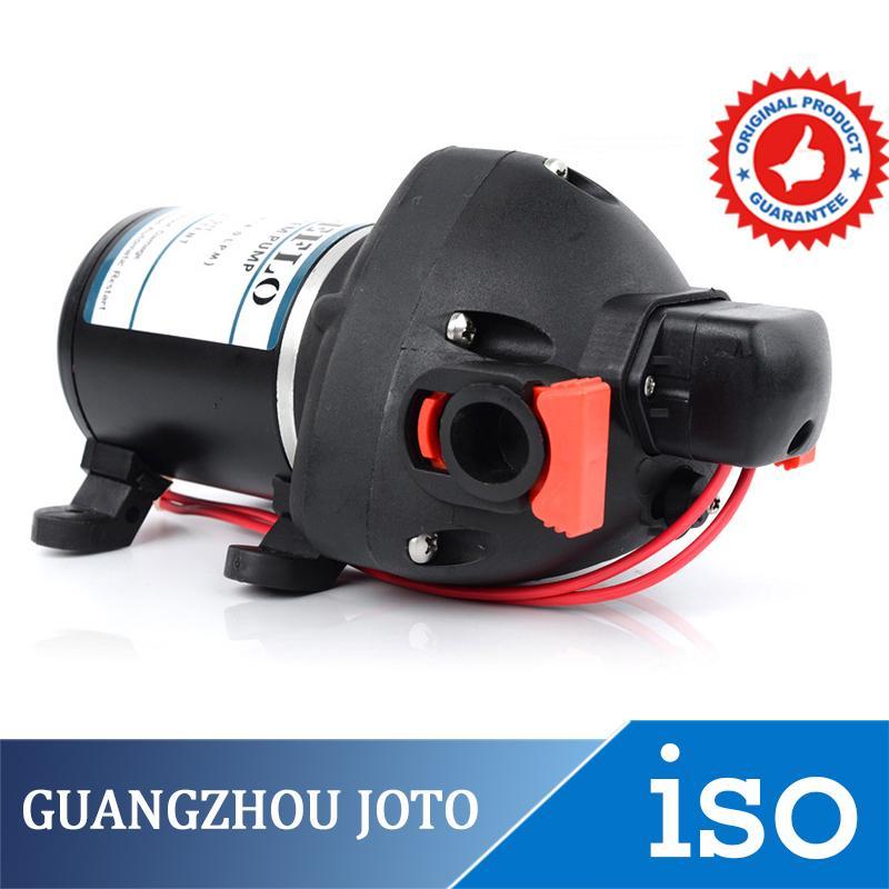 24V DC High Pressure Misting Pump 50PSI Mini Booster Diaphragm Water Pump FL-706 8 l min electric diaphragm 12v dc mini air pump brush