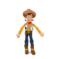 Toy story 3 knuffels pixar toy story pluche figuur woody 28 cm