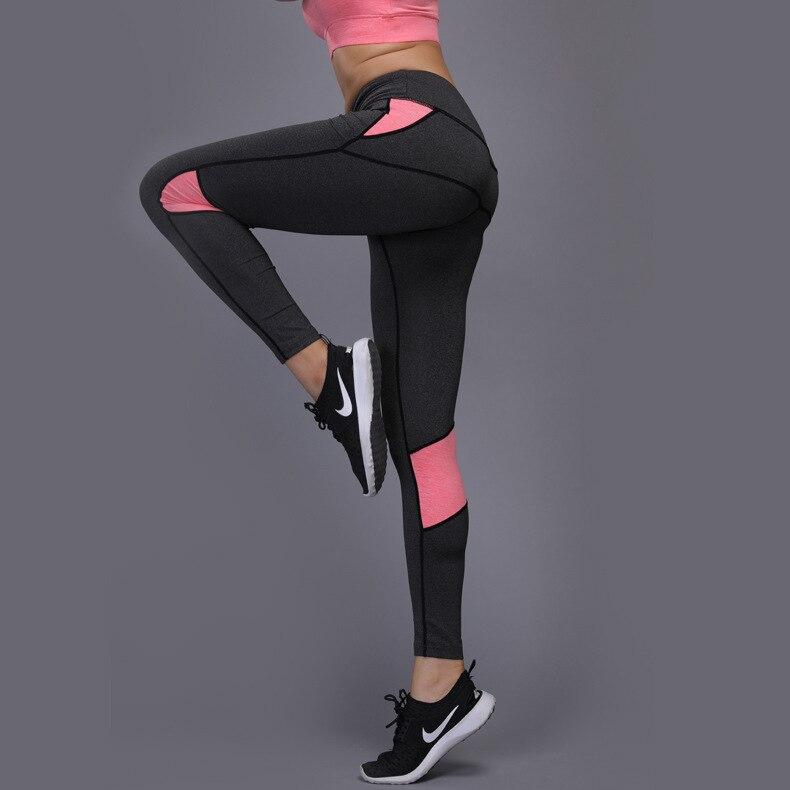 Women Yoga Set Gym Fitness Clothes (6)