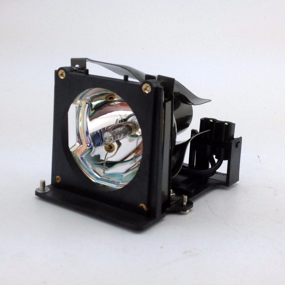 310-4747 / 725-10037 / R3135  Replacement Projector Lamp with Housing  for  DELL 4100MP free shipping high quality replacement bare projector lamp 730 11230 r3135 310 4747 for dell 4100mp projector