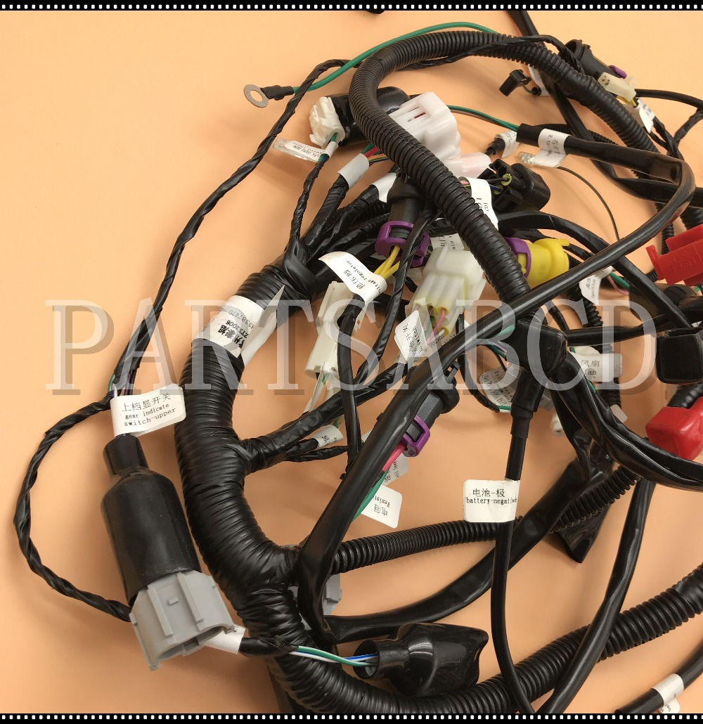 Buyang Feishen FA D300 Wire Harness assy 5.3.01.0063-in ATV Parts &  Accessories from Automobiles & Motorcycles on Aliexpress.com | Alibaba Group