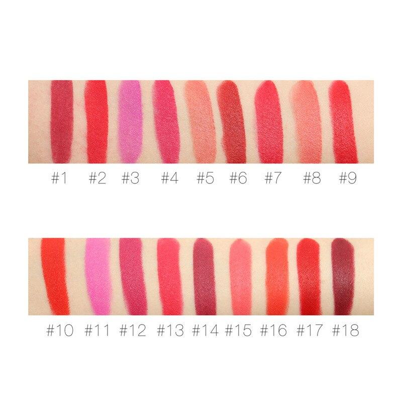 Detail Feedback Questions About Focallure Velvet Matte Lipstick 18