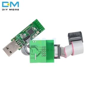 Image 4 - CC Debugger CC2531 Zigbee CC2540 Sniffer bezprzewodowy Bluetooth 4.0 Dongle Capture Board programator USB moduł Downloader Cable