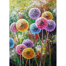 diamond painting Dandelion,diy  ,5d new arrivals Y613