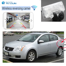 YESSUN  wireless Rear View Camera For Nissan Teana J32 L33 Maxima Ti 2008~2019 Partner Tepee CCD Night Vision Parking
