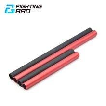 Bola de Gel FightingBro tubo exterior 220mm/320mm para caja de cambios receptor Gel Blaster BD556 M4 Jinming caja de cambios Airsoft