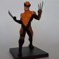 X Men Action Figure ARTFX Wolverine PVC 180MM Anime X Men New52 Collectible Model Toys Wolverine
