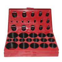 419 stücke Metric 32 Größen Gummi Tülle O-Ring Washer Dichtungen Dichtung Sortiment Kit
