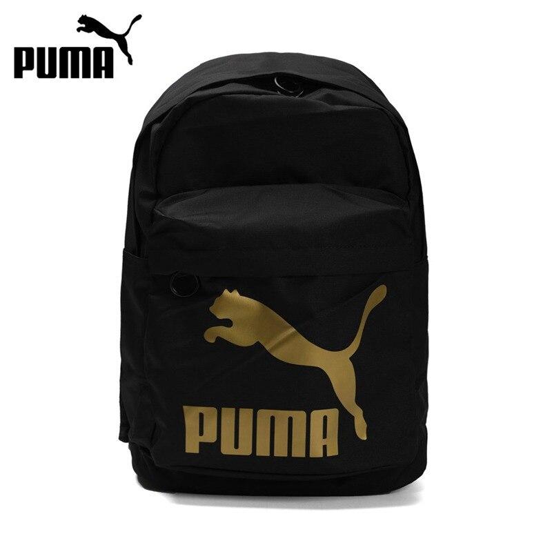 Original New Arrival  PUMA  Originals Backpack  Unisex Backpacks Sports Bags