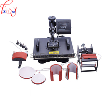 Advanced New Design 8 In 1 Combo Heat Transfer Machine Sublimation Heat Press Machine For Plate