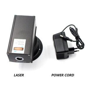 Image 2 - Oxlasers 532nm 200mW 12V Ad Alta Potenza Testa Mobile Laser Verde Modulo Largo Fascio di LUCE DELLA FASE del DJ Uccello Repellente