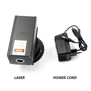 Image 2 - Oxlasers 532nm 200mW 12V High Power Head Moving Green Laser Module Wide Beam DJ STAGE LIGHT  Bird Repellent