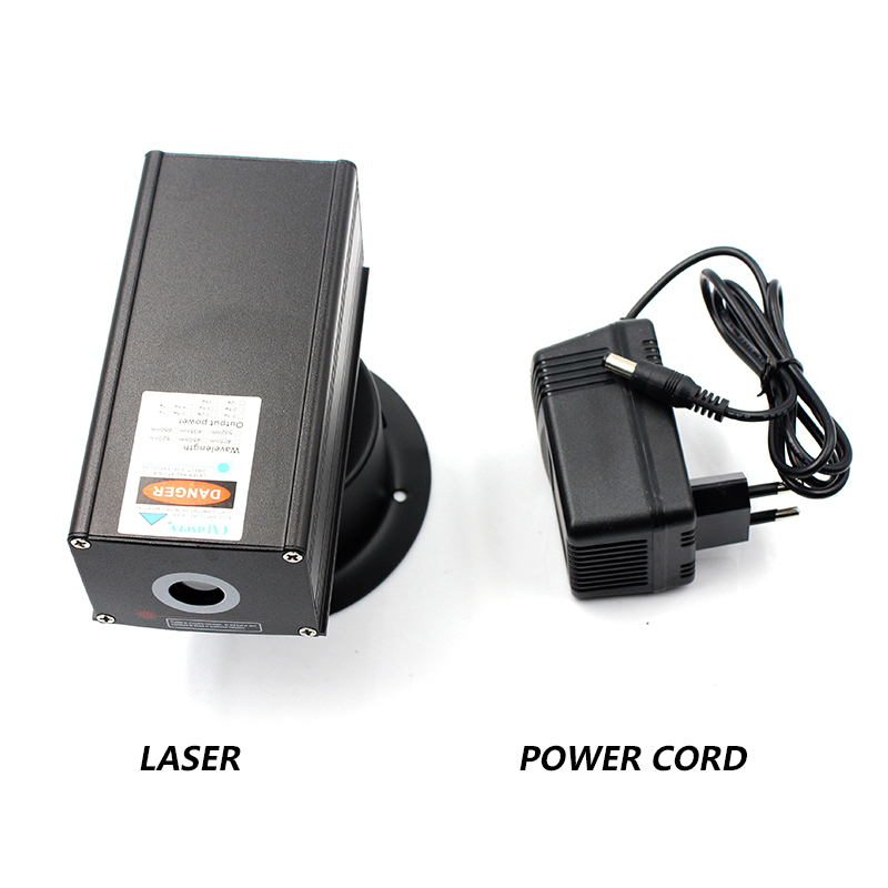 Image 2 - oxlasers 532nm 200mW 12V High power head moving green laser wide beam DJ laser STAGE LIGHT laser module laser bird repellent-in Stage Lighting Effect from Lights & Lighting