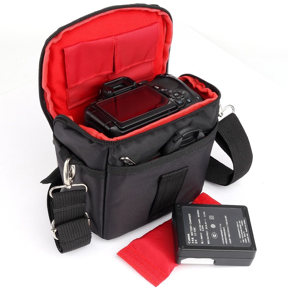 Waterproof Camera <font><b>Case</b></font> Bag For Panasonic <font><b>Lumix</b></font> FZ2500 FZ200 FZ150 LZ20 LZ35 FZ72 FZ100 FZ200 GF7 GF6 GF8 GH5 <font><b>LX7</b></font> LX5 LX100 LX10 image
