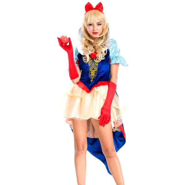 Apologise, sexy adult halloween costumes snow white are not