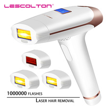 מקורי Lescolton T009i 4in1 IPL depilador לייזר שיער הסרת LCD תצוגת קבוע ביקיני גוף השחי פנים depilador