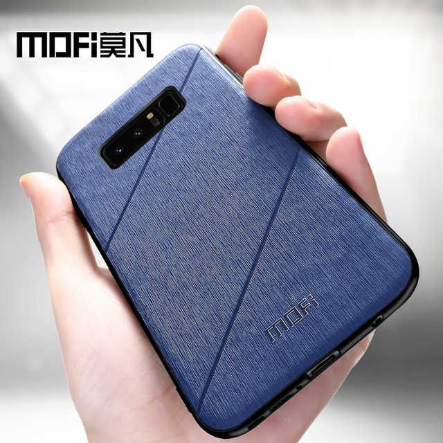 MOFi Samsung Note 8 Luxury Business Style Shockproof Back Case Cover
