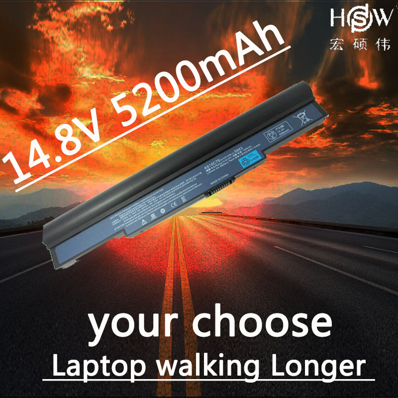 A HSW AS10C5E AS10C7E Bateria Do Portátil para Acer Aspire 5943 5943g 8943g 5950g 8950g 8943G-454G64Mn 5943G-454G64Mn Series 8 células