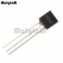 Mcigicm 5000Pcs BC640 In Line Triode Transistor To 92 1A 80V Pnp