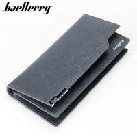 Baellerry 2016 New Men Wallets Casual Wallet Purse Clutch Bag Money Wallet Handbag Long Design Men