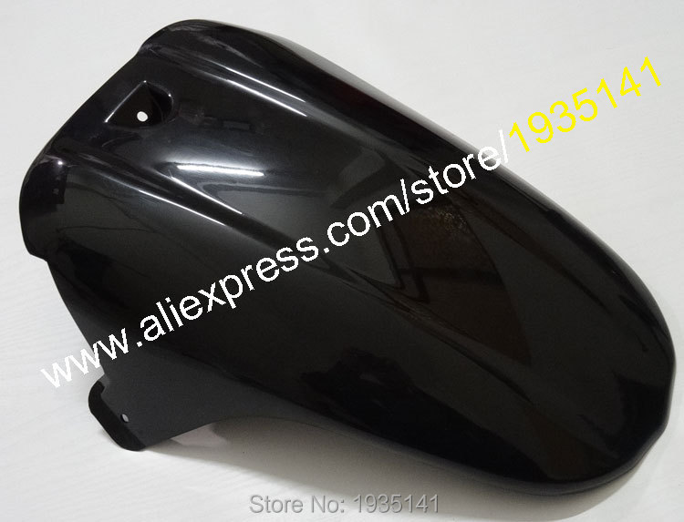 Hot Sales,Rear Fender ABS Guard Mudguard For Suzuki k6 GSXR600 GSXR750 2006 2007 GSX-R600 GSX-R700 06 07 Motorbike Accessories for suzuki gsx r600 k6 motorcycle fender eliminator license plate bracket tail tidy tag rear for suzuki gsxr750 k6 2006 2007