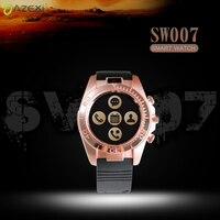 Smart Sport Watch Retro Fashion Business Watch Support Micro SD TF Card Clock Gsensor Pedometer Sleeping