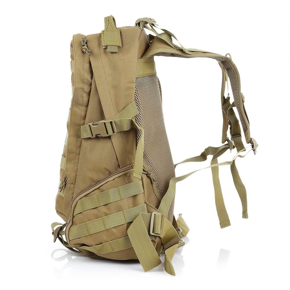 All'aperto Delle Impermeabile Militare Bl028 jungle Arrampicata Borse Khaki black Libero Degli Oxford Donne Cavaliere 35l Tattico Zaino Escursionismo Camouflage Uomini zwtq4