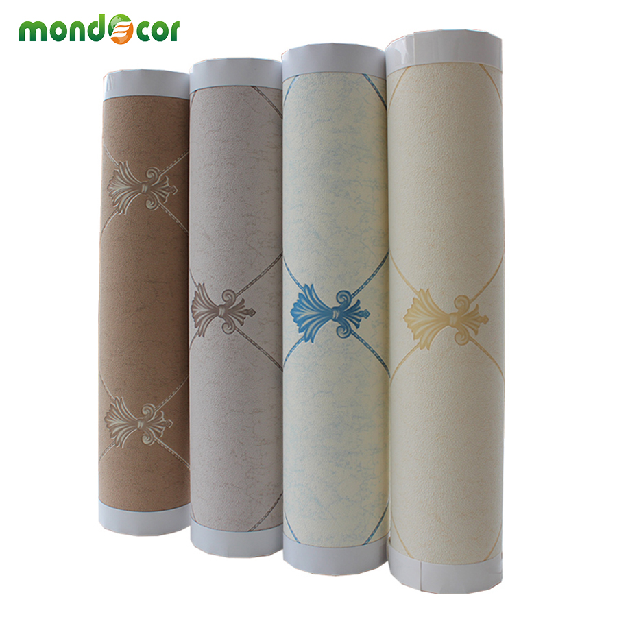 Modern Geometric Wallpaper Non woven European Diamond Soft Bag Wall Paper Roll for Living Room TV Background Decor Wall Covering hello wood bear