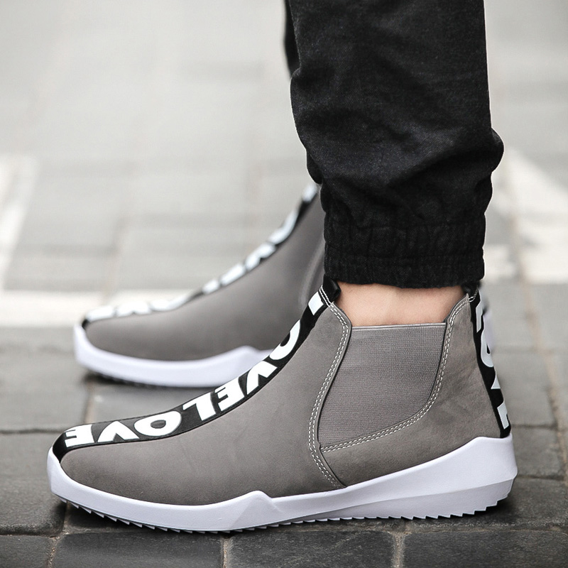 boot fashion Picture - More Detailed Picture about 2015 men soft ...