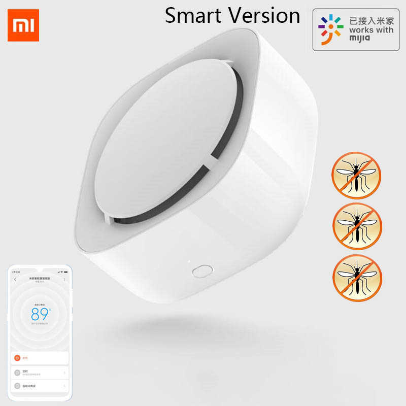 2020 Xiomi Xiaomi Mijia Mosquito Repellent Killer Smart Version Phone Timer Switch With LED Light Use 90 Days Work In Mihome APP