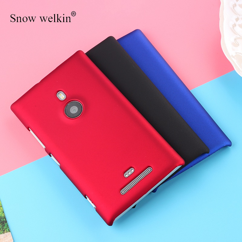 PC Matte Plastic Hard Case Cover For <font><b>Nokia</b></font> lumia 520 535 540 550 625 630 640 650 730 830 920 925 930 950 XL 1020 <font><b>1320</b></font> 1520 Bag image