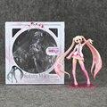 15cm Hatsune Miku Sakura Miku 1/10 Scale Painted PVC Figure Toy model Hatsune Miku Figure