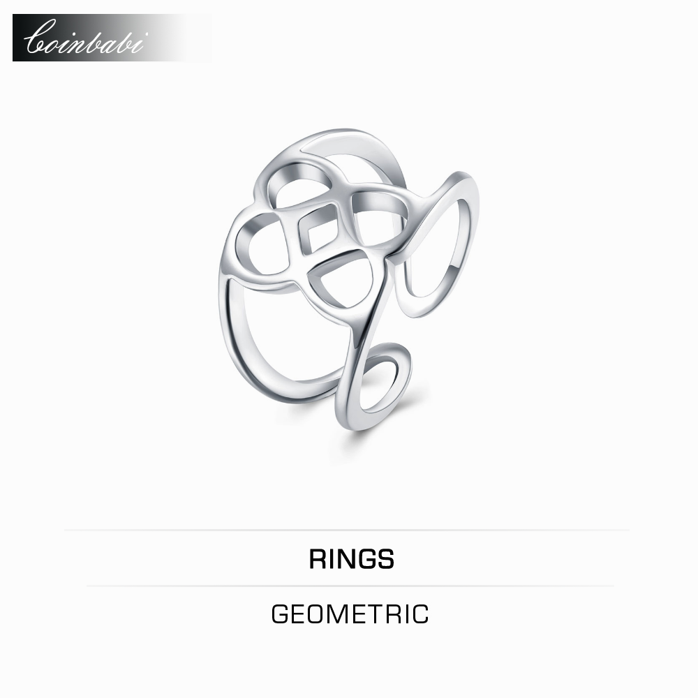 Ring Geometric,gold Plated 2017 New Ring Opening Fashion Jewelry  Wholesalers Wholesale Website Casual 2017 New Plated Zirconia