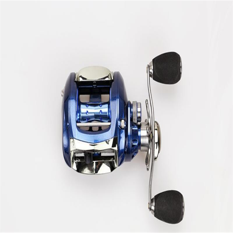 Hot AOF Water Drop Wheel Left / Right Handle Bait Casting Fishing Reel Speed Rotia 6.2:1 Lure Fishing Line Fishing Gear Wheel ultra smooth fishing reel right and left inner brake knob system bait casting 4 1bb fish line lure pesca fishing wheel tackle