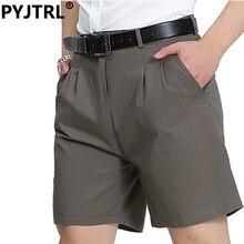 100% Cotton Summer Middle Age Man Dad Pants Men's Business Affairs Leisure Time Suit Pants
