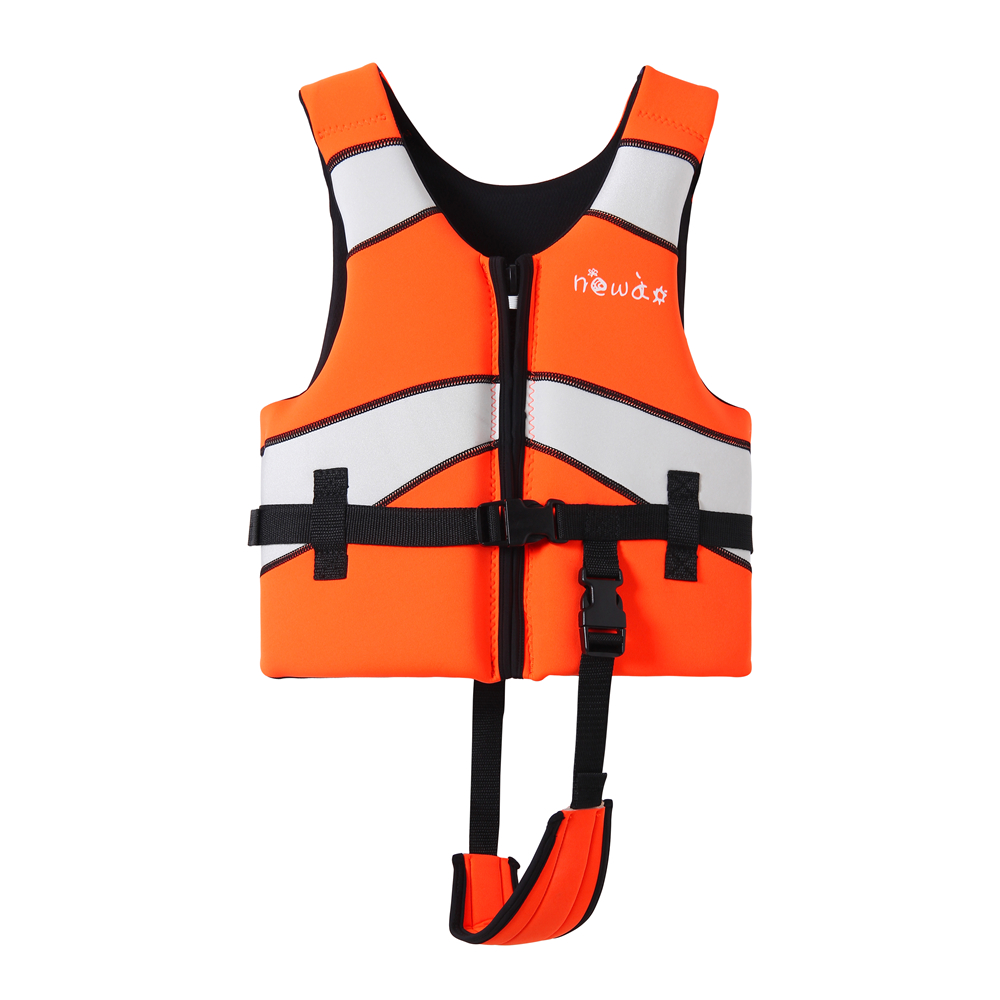 Kids Swim Kayak Lifesaving Vest Buoyancy Aid Sailing Kayak Life Jacket Drifting