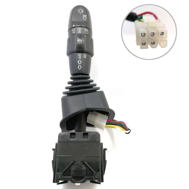 Multi Function Turn Signal Headlight Switch Lever  96387324 For DAEWOO LACETTI CHEVROLET NUBIRA Excelle