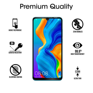 Image 2 - Glass For Huawei P30 lite Tempered Glass For Huawei P30 Lite 9D Protective Glass For Huawei P30 P20 Lite Pro Screen Protector