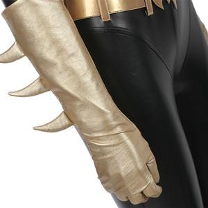 Image 5 - MANLUYUNXIAO חדש הגעה נשים תלבושות Batgirl קוספליי תלבושות ליל כל הקדושים קוספליי תלבושות עבור נשים תפור לפי מידה נשים בסיסית