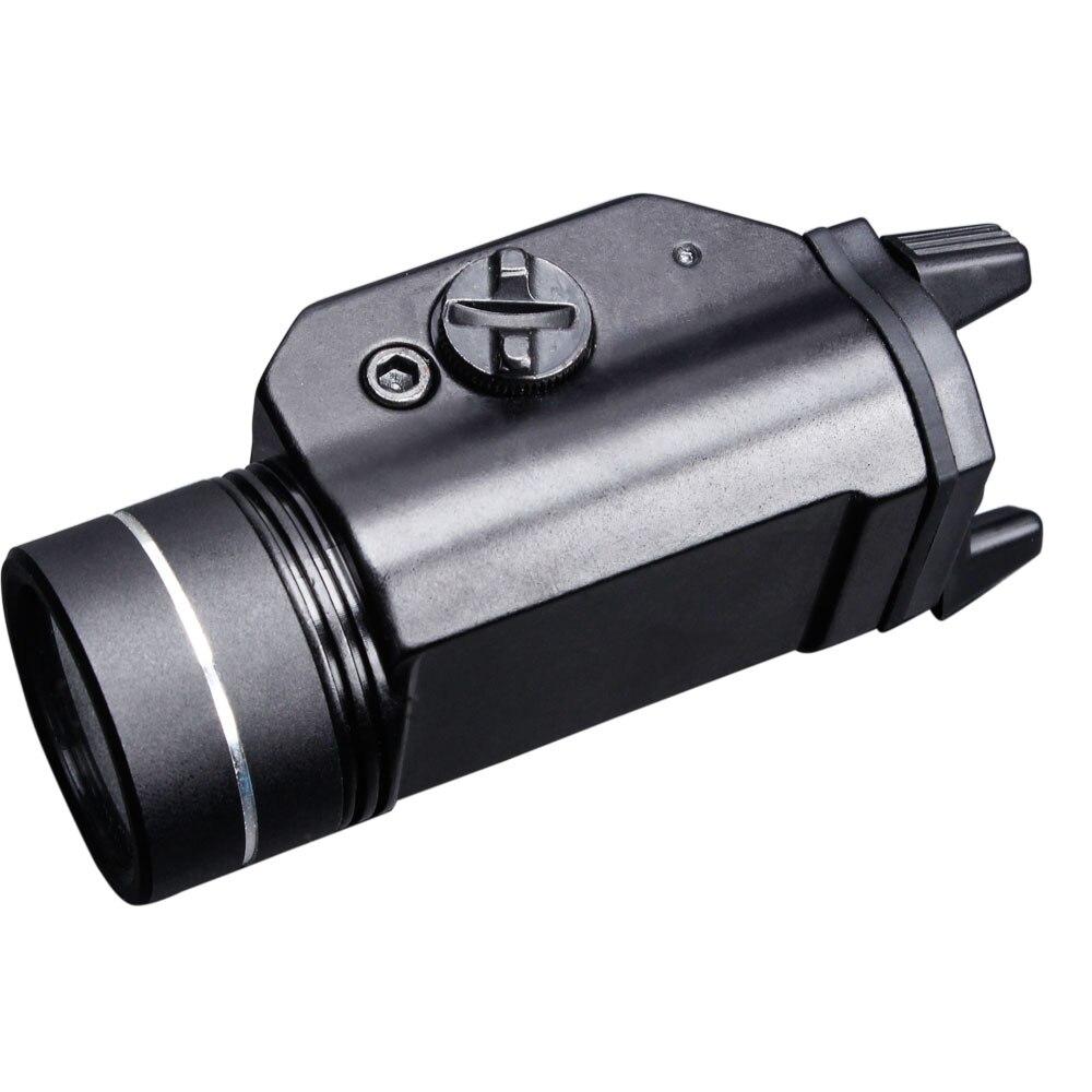 LED Tactique lampe de Poche Étanche Arme Légère Pistolet Pistolet Lanterna TLR-1 SALUT Weaponlight Cree XML2 Personnaliser Privé Logo OEM