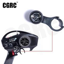TQI одной рукой руль контроллер для 1/10 Радиоуправляемый гусеничный автомобилей Traxxas Trx4 Ford Bronco Ranger Trx-4 Тактический Блок радиоуправляемые маши...